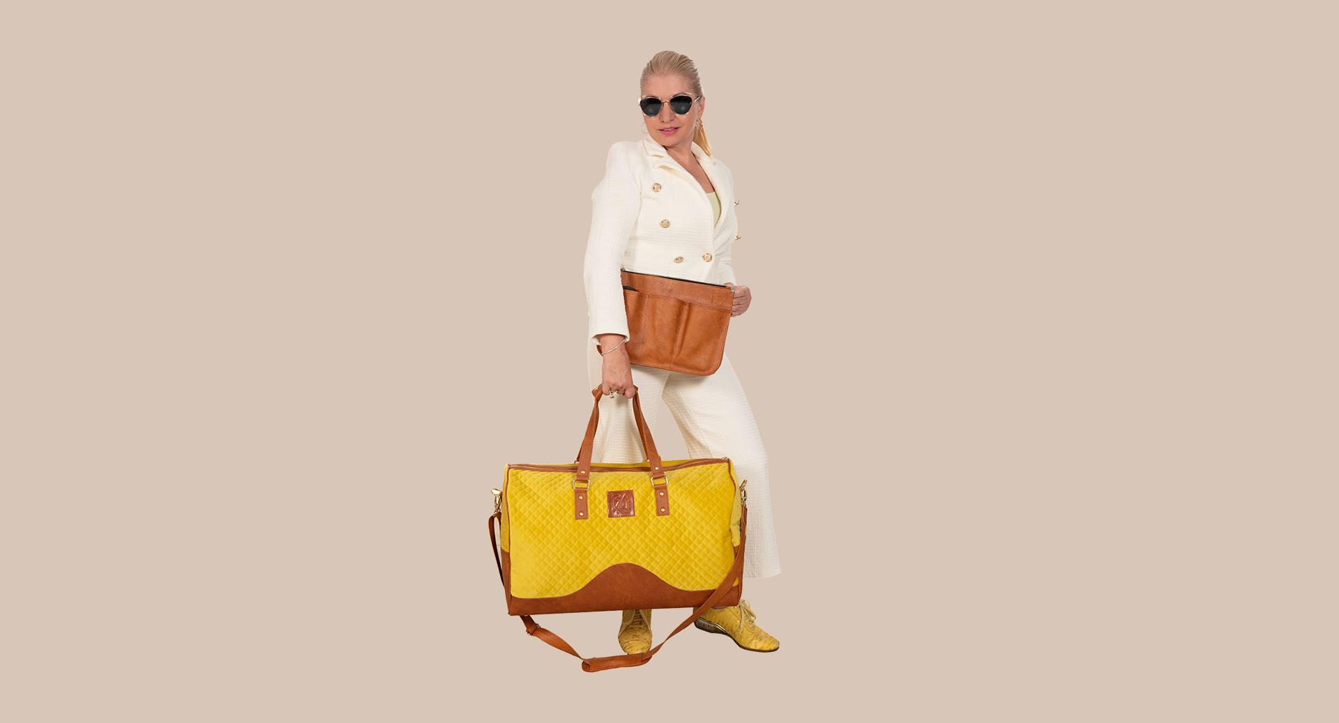 VM Design - VM Luxury weekend travel bag torbica