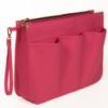VM torbica-organizator - Ciklama-roza