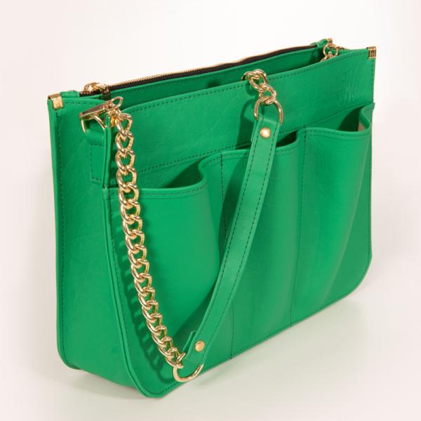 VM Pametna torbica-organizator - Smaragdno-zelena