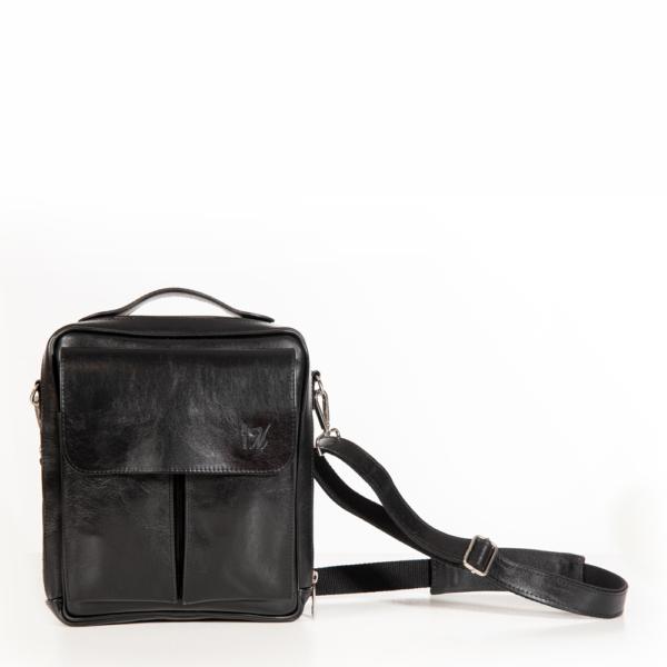 VM Men's Smart Bag - Crna 4