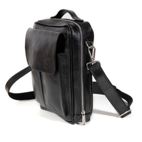 VM Men's Smart Bag - Crna