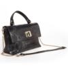 VM Shic torbica - Tamnoplava sa printom zmije