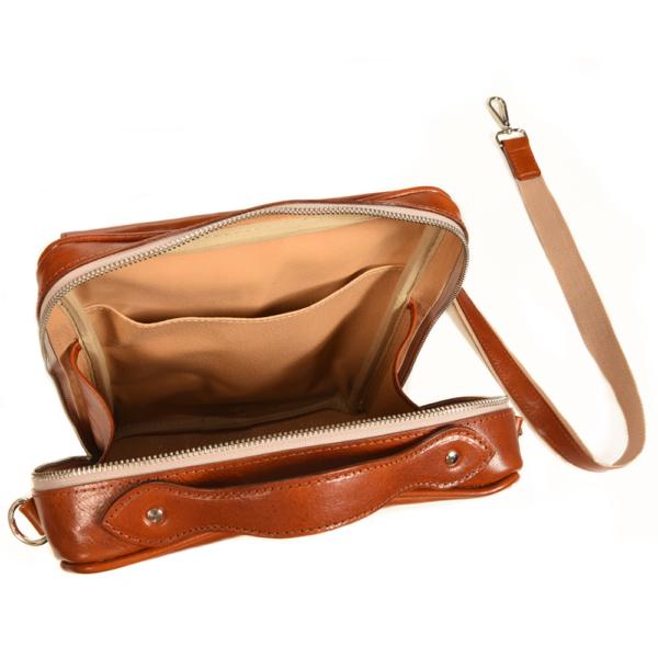 VM Men's Smart Bag - Konjak